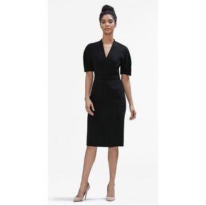 MM. Lafleur The Ingrid Dress In Black